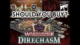 Should You Buy Direchasm?