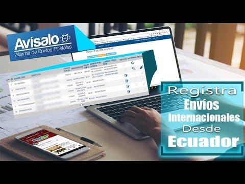 ✅👌📩📫💯 Registrar código de envio y dar seguimiento con AVÍSALO    BIEN EXPLICADO 2017 ✅👌