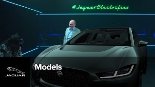 Jaguar I-PACE Concept | Virtual Reality Reveal in LA