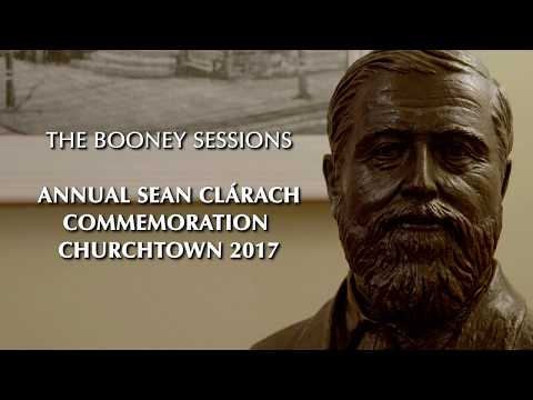 BRUHENNY TV: THE BOONEY SESSIONS - LIVE - SEAN CLARACH EVENING - APRIL 2017