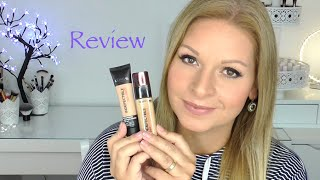 Loreal Indefectible Makeup Review normal & matt deutsch HD