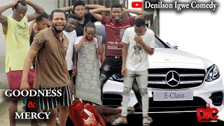 Download Denilson Chibuike Igwe Comedy - Goodness and Mercy - Denilson Igwe Comedy