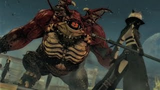 Lightning Returns: Final Fantasy XIII- Cyclops Boss Fight