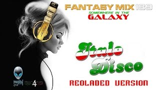 VA - Fantasy Mix 189 - Italodisco Reloaded Version