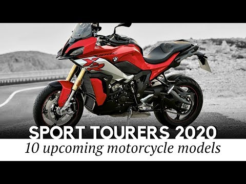 10 All-New Sport Touring Motorcycles For Highway Cruising In 2020 (News Digest)