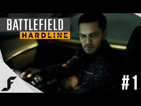 Battlefield Hardline Walkthrough Part 1