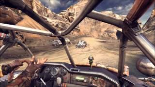 RAGE PC Gameplay Max settings with Texture Tweak