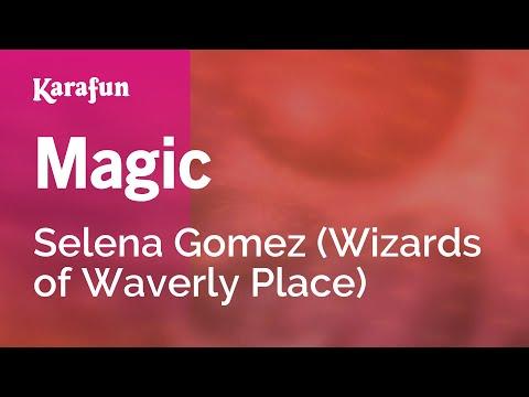 Karaoke Magic - Selena Gomez *