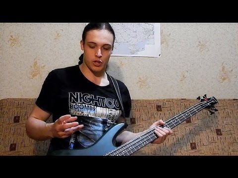 How To Play Gallop On Bass   Lesson Tutorial By Andriy Vasylenko