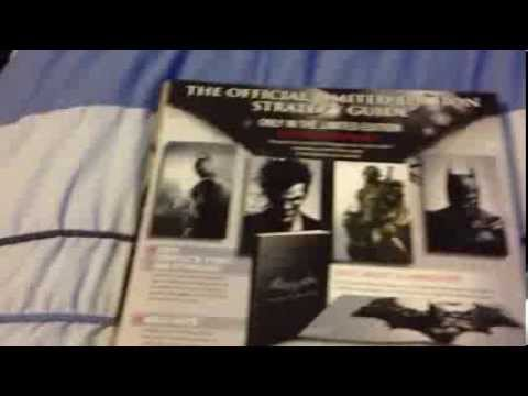Batman Arkham Origins Strategy Guide