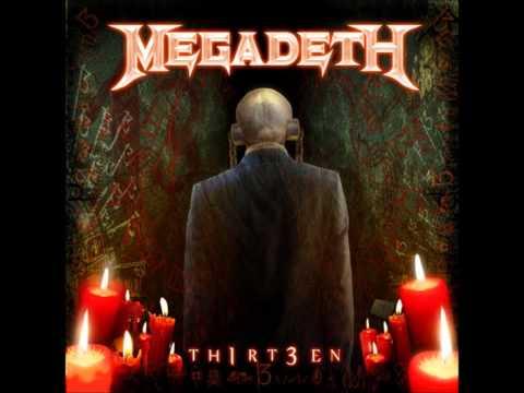 Megadeth - 13