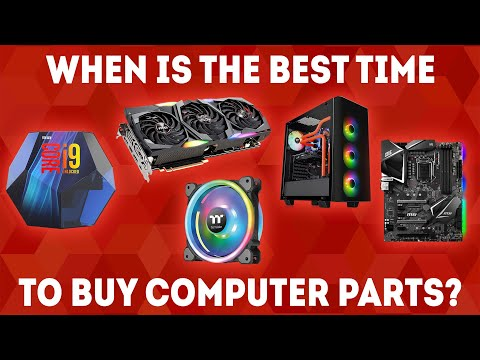When Is The Best Time To Buy Computer Parts? [Simple Guide]