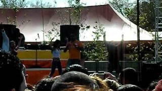 Zion Y Lennox Zun Dada @ Busch Gardens Viva La Musica 3-14-2010