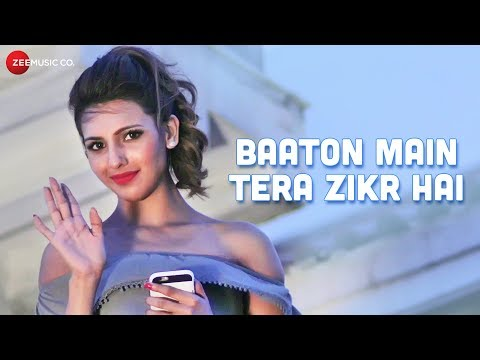 Baaton Main Tera Zikr Hai - Official Music Video | Yuwin Kapse | Nibedita Pal | Azam Ansari