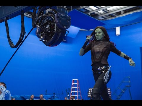 """Guardians of the Galaxy Vol. 2"" (2017) - Behind the Scenes"