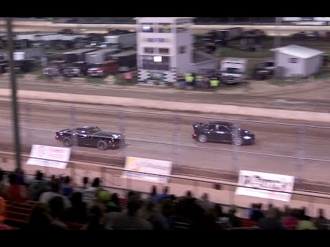 Shawano Speedway Spectator Races July 28th 2018 - V8 Class
