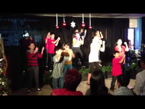 Joyful Joyful Dance - Rock Revolution Ministry