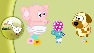 Didi baba (1. rész) - ducktv (mese babáknak)