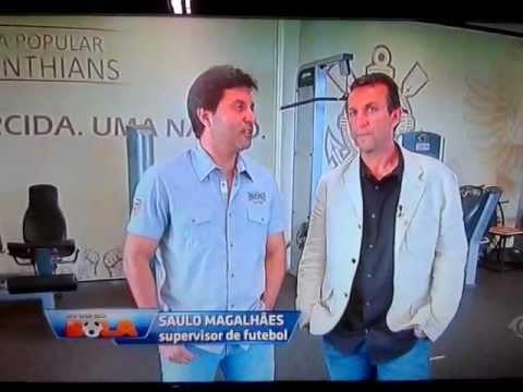 Especial CT do corinthians donos da bola  parte 2 training center of corinthians brazil