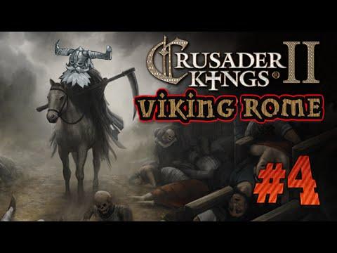 Crusader Kings 2 Reaper&39;s Due - Trazan II - Viking Rome - 4 Svenska