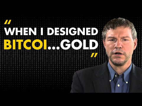 This Guy Accidently Admitted That He Created Bitcoin