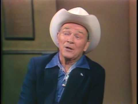 Roy Rogers on Late Night, June 22, 1983