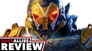 Anthem - Easy Allies Review (Video Game Video Review)