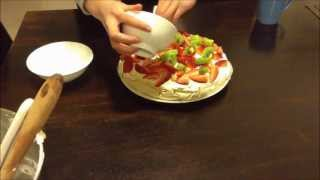How To Make A Simple, Two Egg Pavlova!