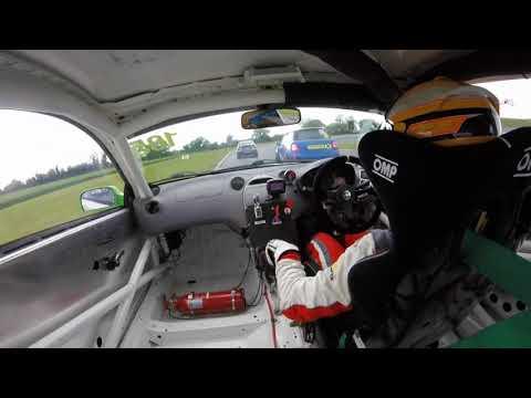 MSDT Race Developments Toyota Celica No. 105 MSV Track day Trophy, Snetterton 300 12/05/2018
