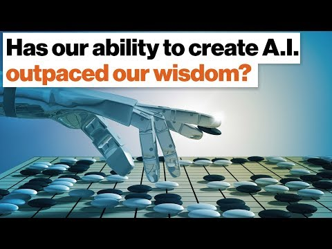 Has our ability to create intelligence outpaced our wisdom? | Max Tegmark on A.I.