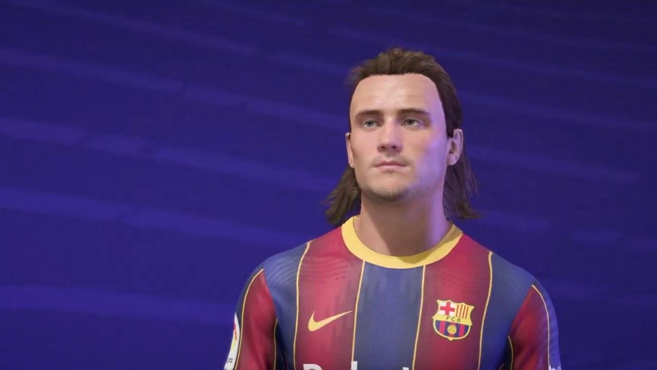 Antoine Griezmann Fifa 21 Pro Clubs Look Alike Tutorial Fc Barcelona France Youtube