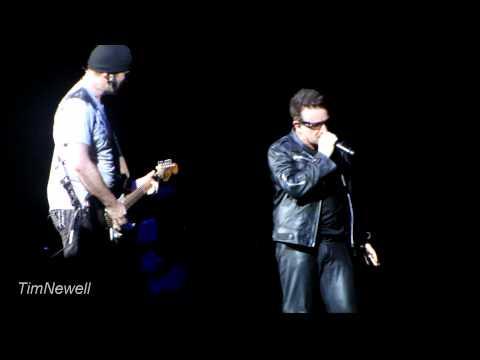 U2 (1080HD) - The Wanderer - Nashville - 2011-07-02 - Vanderbilt Stadium - 360 Tour