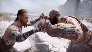 Kratos Powerful Moments in God Of War (2018)