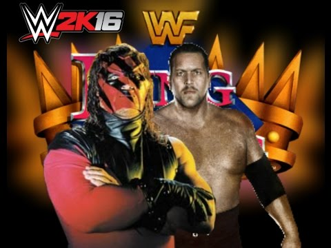 Paul Wight vs Kane  King of The Ring Round 1