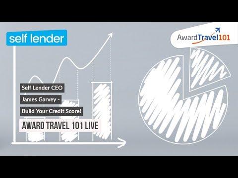 Self Lender CEO James Garvey - Build Your Credit Score!