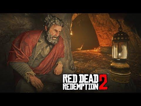 Что будет, если войти в пещеру к дьяволу в RDR 2? (Red Dead Redemption 2) thumbnail