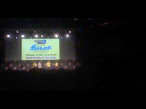 World Premiere : Kimi ni Kimeta! at Japan Expo 2017 : Post-movie talk
