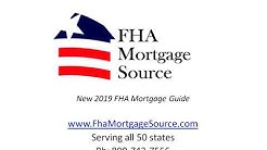 New 2019 FHA Mortgage Guide