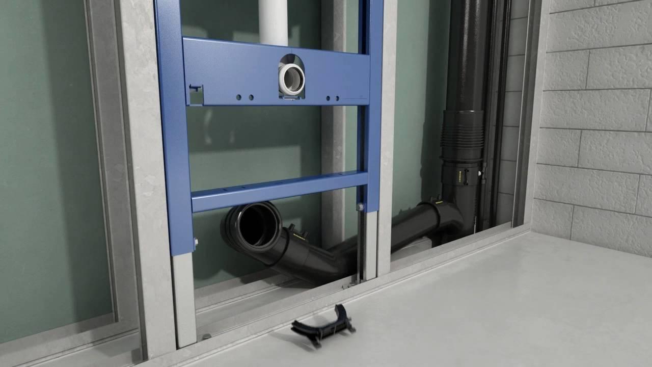 instalare rezervor wc geberit duofix delta youtube. Black Bedroom Furniture Sets. Home Design Ideas