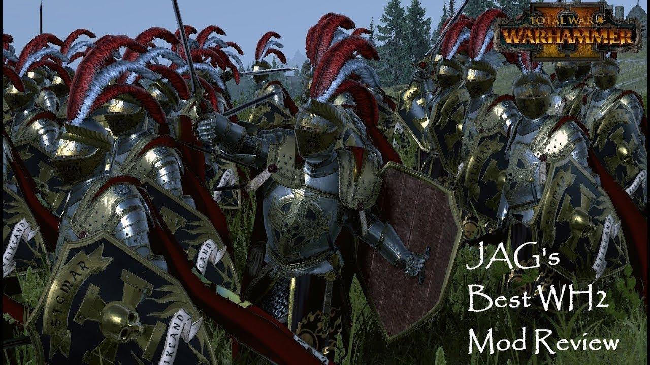 Beat Total War Warhammer 2 Mods