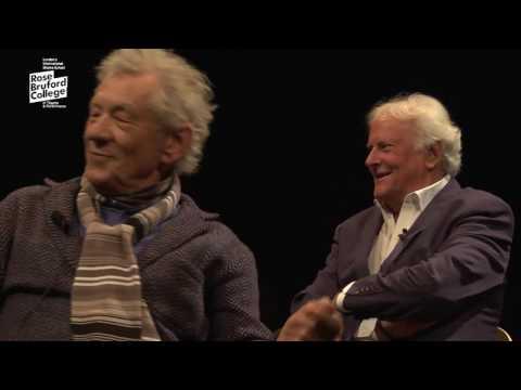 Interview with Sir Ian Mckellen & Richard Eyre