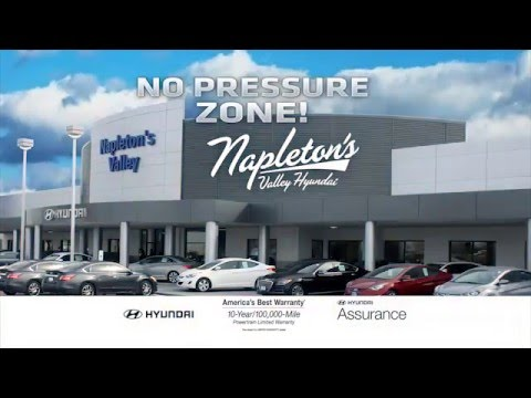 2015 Winter & Holiday Specials Only At Napleton's Valley Hyundai In