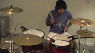 Sean Kingston Fire Burning Drum Cover (High Quality)