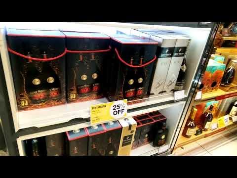 Liquor Store In Dubai Duty Free