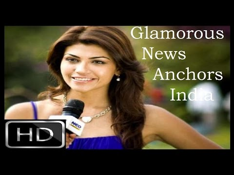 Top Glamorous News Anchors in India Mayanti Langer Hottest in All | Top 5 Battle thumbnail