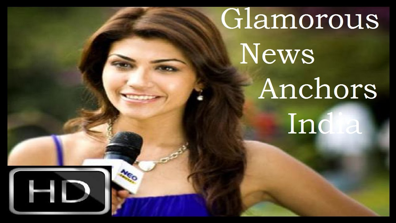 Top Glamorous News Anchors in India Mayanti Langer Hottest in All | Top 5  Battle