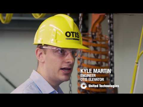 Where We Live & Work – Otis Regenerative Drive Elevators