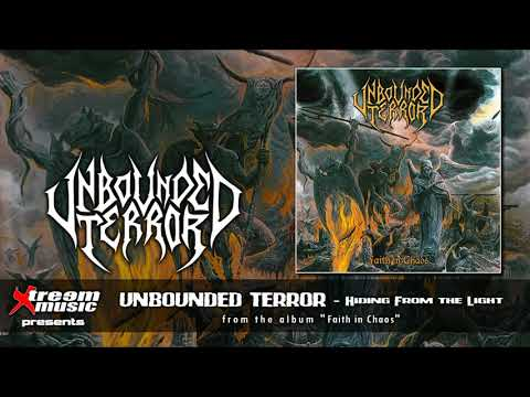 UNBOUNDED TERROR - Hiding From the Light [2020]