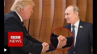 das ideal Paar ☺ Donald Trump - Vladimir Putin