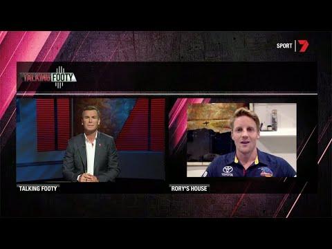 Rory Sloane On Talking Footy: May 18